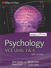 Mixed Lot Psychology 3 Units