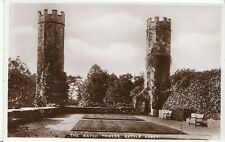 Sussex Postcard - The Watch Tower - Battle Abbey - Real Photograph   A7311