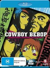 Cowboy Bebop Remastered Sessions Collection 1 NEW B Region Blu Ray