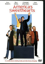 NEW America's Sweethearts (DVD, 2001) JULIA ROBERTS John Cusack BILLY CRYSTAL
