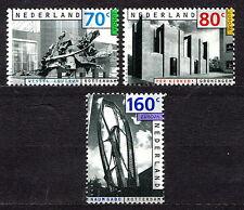 Netherlands - 1993 Europa Cept: Modern art Mi. 1481-83 MNH
