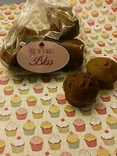 Blueberry Mini Muffins Wax Melts with  Soy wax   Dessert candles that looks Real