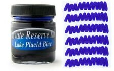 PRIVATE RESERVE - Fountain Pen Ink Bottle - LAKE PLACID BLUE -  66ml - New