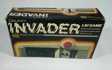 ★ CGL GAKKEN GALAXY INVADER - Electronic Game LSI Tabletop 1981 ★