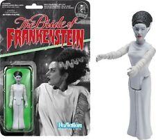 "Universal Monsters The Bride of Frankenstein 3.75"" Reaction Figure Funko Super7"