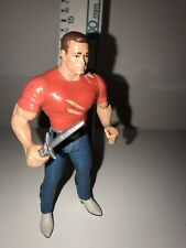 Arnold Schwarzenegger Last Action Hero Toy Figure Jack Slater Vintage & Weapon