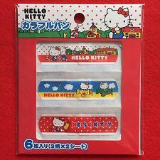"HELLO KITTY ""Band-Aid Adhesive plaster"" Sanrio Japan Anime Cute Kawaii NEW F/S"