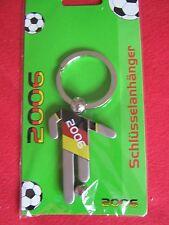 FUSSBALL-Weltmeisterschaft 2006: FAN-ARTIKEL / BRD, 1 Schlüsselanhänger:,OVP