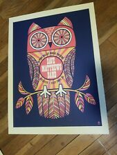 MINT//NM Dave Matthews Band Poster Color Your Own Alpine Valley WI Weekend 2019