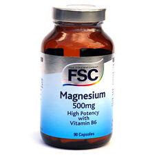 FSC MAGNESIO 500 mg 90 Capsule di verdura