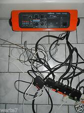 VIESSMANN Trimatik 7410160G Heizungsregelgerät mit Digitalschaltuhr,Fühler,Kabel