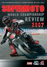 SUPERMOTO WORLD CHAMPIONSHIP REVIEW 2007 - DVD GERALD DELEPINE ATTILIO PIGNOTTI