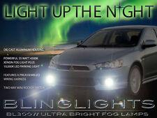 2008-2015 Mitsubishi Lancer Xenon halogen Fog Lamps driving lights kit