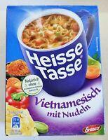 (2,87€/1L) Erasco Heisse Tasse 3 Beutel  Vietnamesisch mit Nudeln