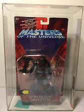 Masters of the Universe Spin Blade Skeletor~ AFA RATED U90~ LOOK!