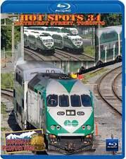 Hot Spots 34 Bathurst Street Toronto Canada BLU-RAY Highball GO Transit Via Rail