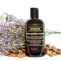 Jamaican Black Castor Oil Deep Therapy Lavender Rinse Thinning Hair Conditioner