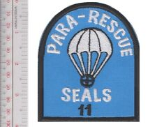 US Navy USN Vietnam Navy SEALS Para-Rescue Team 11 Patch