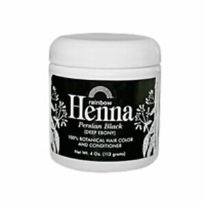 Henna Persian Black 4 OZ  by Rainbow Research