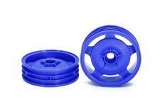 1/10 Tamiya 54680 New Blue Option 2WD Front Buggy Wheel