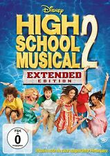 HIGH SCHOOL MUSICAL 2, Extended Edition (Zac Efron) NEU+OVP