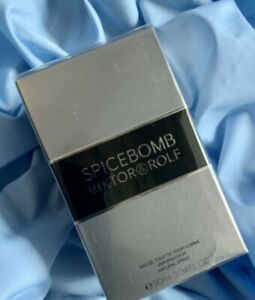 Spicebomb Cologne by Viktor & Rolf, 3 oz 90 ML EDT Spray for Men Spice Bomb