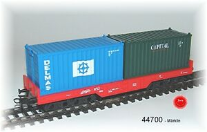 Märklin 44700 Start up Containerwagen#NEU in OVP#