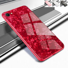 For OPPO R11S R17 R9S/Plus AX7 R17Pro Shockproof Tempered Glass Back Case Cover