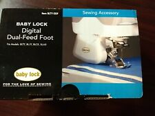 baby lock Digital Dual-Feed Foot BLTY-DDF walking foot