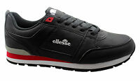 Ellesse Fabbiano D Runner Mens Low Lace Up Running Trainers 5510041.25Y D106