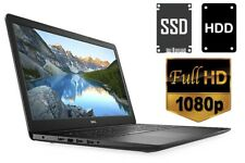 """NOTEBOOK DELL 3782 - 512B SSD + 1TB HDD - 16GB RAM - CD/DVD - 17.3"""" FULL HD MATT"""