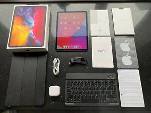 Apple iPad Pro 11 2nd 128GB WiFi & 4G Space Grey Boxed