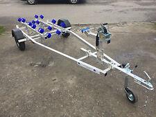 New Aluminium Jet ski trailer, Rib trailer, Boat trailer 750 kg