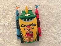 Vintage 1993 Hallmark Crayola Crayon Bright Shining Castle Christmas Ornament