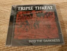 Triple Threat - Into The Darkness (sealed)