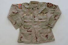 Original US Army DCU Jacket Shirt Operation Iraqi Freedom 1st Calvary Div.