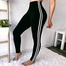 Women High Waist Stretch Leggings Fitness Yoga Pants Athletic Gym Sport Trousers