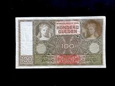 Niederlande (P051) 100 Gulden 1941 VF+