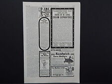 The Breeder's Gazette, Nov. 28, 1906, One Advertising Page, Double Sided #09