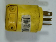 Leviton 309083 Plug Yellow 20AMP 125V Male ! WOW !