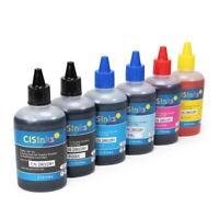 600mL Refill Ink Bottle Set for Canon PGI-280 CLI-281 XXL PIXMA TS8220 TS9120