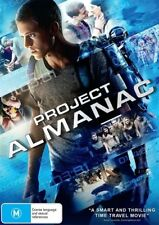 Project Almanac  - DVD - NEW Region 4