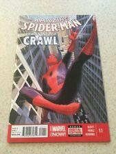 Amazing Spiderman Learning To Crawl # 1.1 NM+ 9.6 Hochgradige (Marvel 2014)