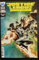 JUSTICE LEAGUE of AMERICA #21b (2018 DC Universe Comics) VF/NM Book