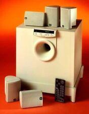 JBL ESC300 Simply Cinema DolbyProLogic Surround System Subwoofer Sub BEATS SB400