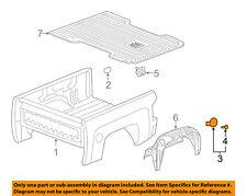 Chevrolet GM OEM Silverado 1500 Pickup Box Bed-Fuel Door Gas Cap Hatch 22776828