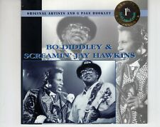 CD BO DIDDLEY & SCREAMING JAY HAWKINS	s/t	MEMBERS EDITION EX+ (A4406)