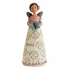 "MAY Birthday Wish Angel, Celebrate Beauty, 4.25"" Tall, from Studio by Demdaco"