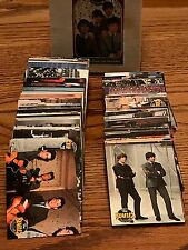 The Beatle Collection Complete 220 Card Set   The River Group