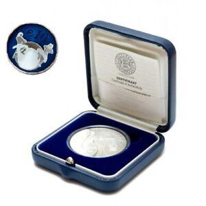 Estonia 2011 10€ Silver Collector coin Estonia's Future PROOF